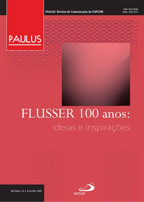 Visualizar v. 4 n. 8 (2020): FLUSSER 100 anos: ideias e inspirações